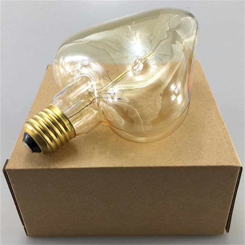 Lâmpadas Incandescentes clássico nostálgico edison bulb ac220v Tipo Pacote : Include The Retail Box