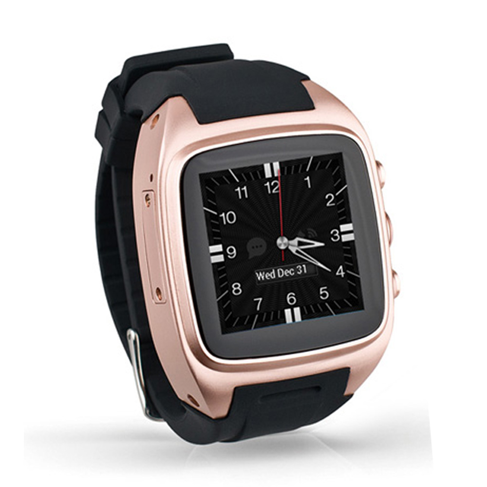 Smart Phone Watch Android Watch X02 with GPS WiFi 1 5 inch IPS Touch Screen Bluetooth