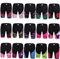 Women's Padded Bike Shorts Knickers Cycling Biking Bicycle Shorts
