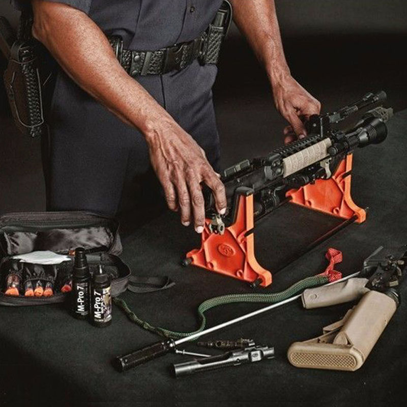 Caça Tiro gun Smith Banco Resto Rifle