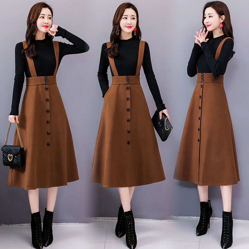Fashionable Top And Skirt 2 Piece Set Women Office Lady Ensemble Femme Deux  Pieces Year- 930e38303b1e
