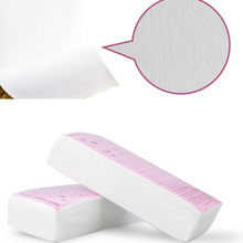 Hot Hair Removal Waxing Depilatory Nonwoven Epilator Wax Strip Paper Set Women Beauty Shaving Hair Removal