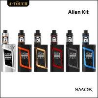 Elektronik Sigara Original Smoktech Smok Alien Kit With 3ml TFV8 Baby Tank And Alien 220W Box