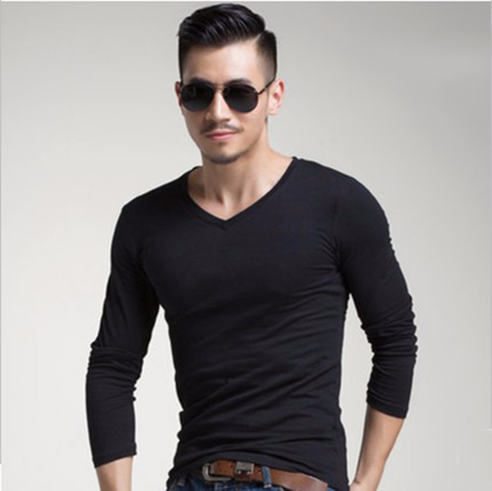 Black Latin Dance Shirts For Male Long Sleeve White Burgundy Cotton Clothes Chacha Indian Adult Men Ballroom Practice Tops 7035