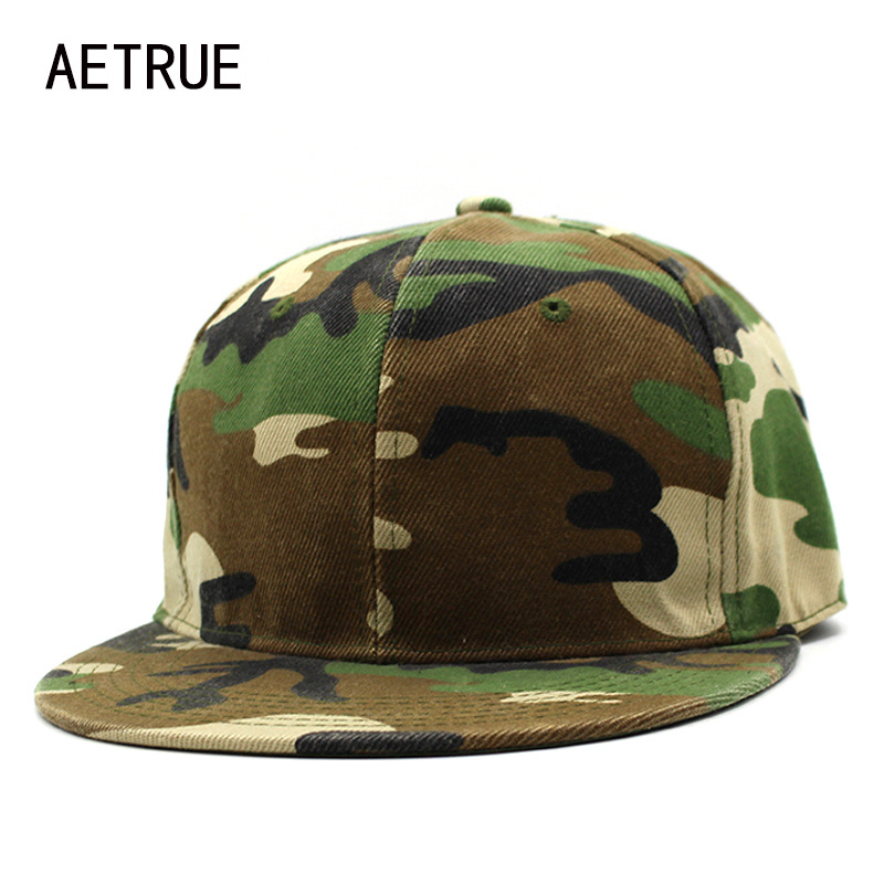 2017 Snapback Caps Men Baseball Cap Women Casquette Brand Bone Hip Hop Hats For Men Chapeau Gorras Camouflage Adjustable Cap Hat