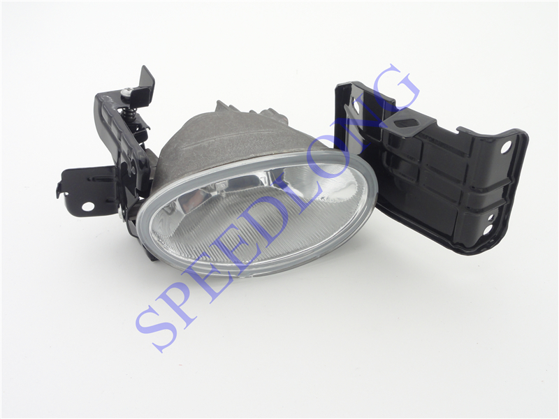1 PC LH Left side clear lens front bumper fog light lamp without bulb for Honda Accord Crosstour 2010 car bifocal fog lens for honda cr v accord taiwan product front bumper lights high quality free shipping
