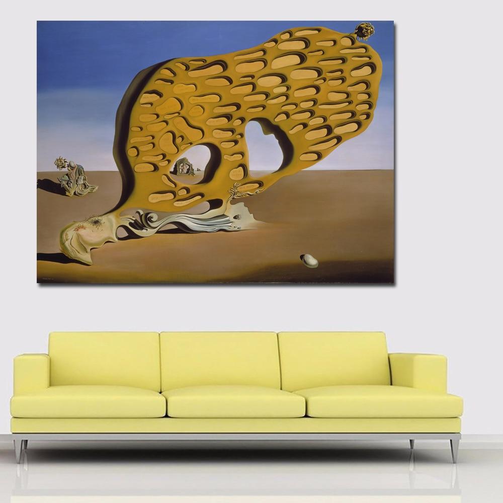 Salvador Dali The Enigma of Desire Art POSTER PICTURE PRINT ON ...