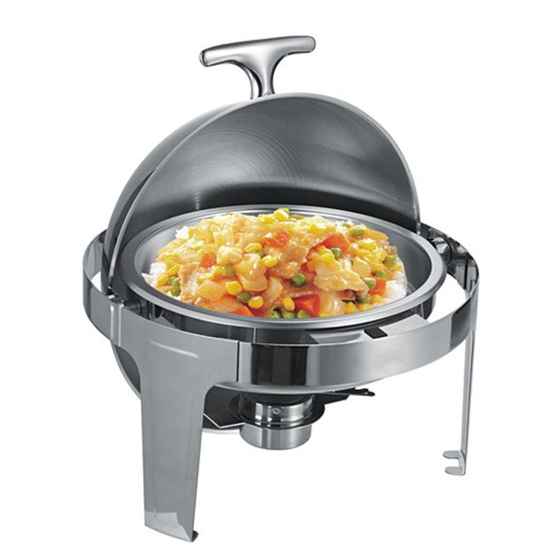 stainless steel buffet heater chafing dish hotpot visible lid window rh aliexpress com