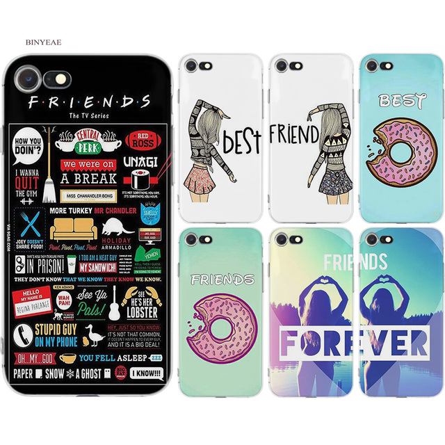 coque friends iphone 8