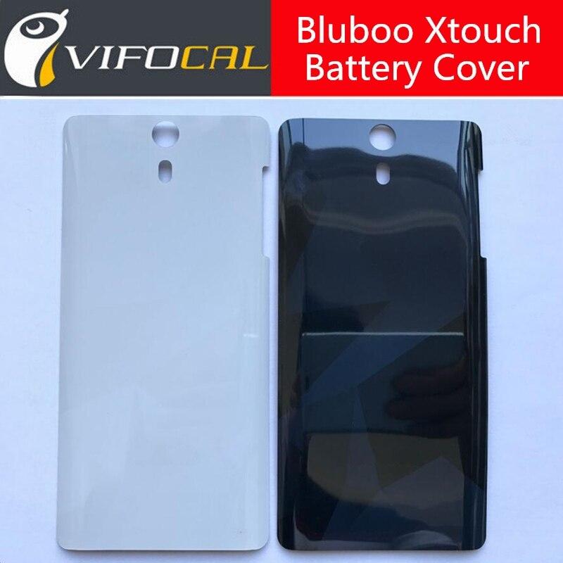 imágenes para Bluboo Xtouch batería cubierta 100% Nueva Durable Protectora caso cubierta trasera Para Bluboo Xtouch X500 Teléfono Móvil-En Stock