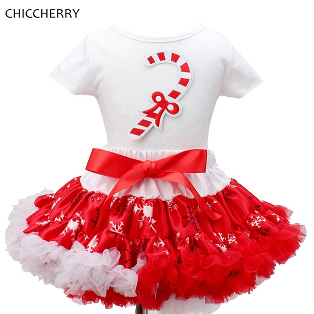 Red Christmas Costume for Children Toddler Girl Lace Tutu Skirts & Top Set Vetement Fille Menina Kids Outfits Baby Girl Clothing