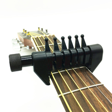 Flanger Guitar Capo Acoustic /electric guitar  FA-20 Universal change the KEY of 6 strings arbitrary create chords by yourself