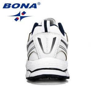 Image 2 - بونا 2019 جديد الكلاسيكية الرجال احذية الجري في الهواء الطلق أحذية رياضية Zapatos خفيفة الوزن مريحة رياضية الذكور رياضية العصرية