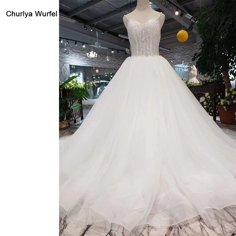HTL364 Boho свадебный наряд 2019 длина до пола принцесса красоты пляжные свадебное платье свадьба платья как белый vestidos de noiva