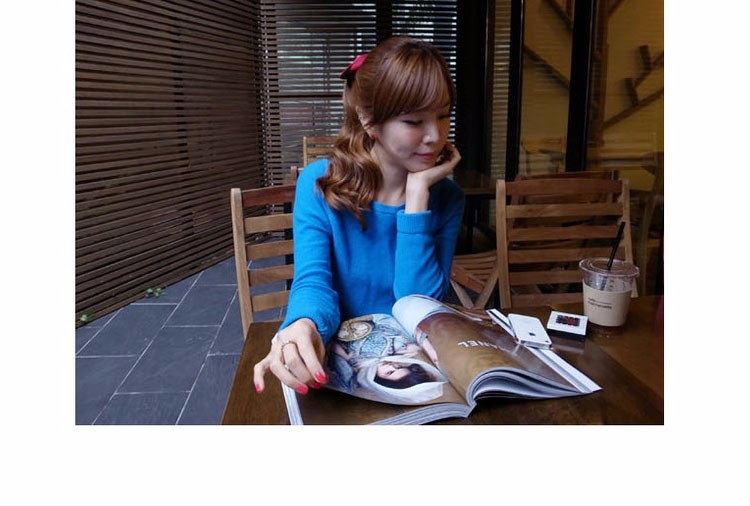 HTB12gZyOFXXXXaiapXXq6xXFXXXE Pretty Solid Cloth Big Bow Hair Clip For Women - 7 Colors