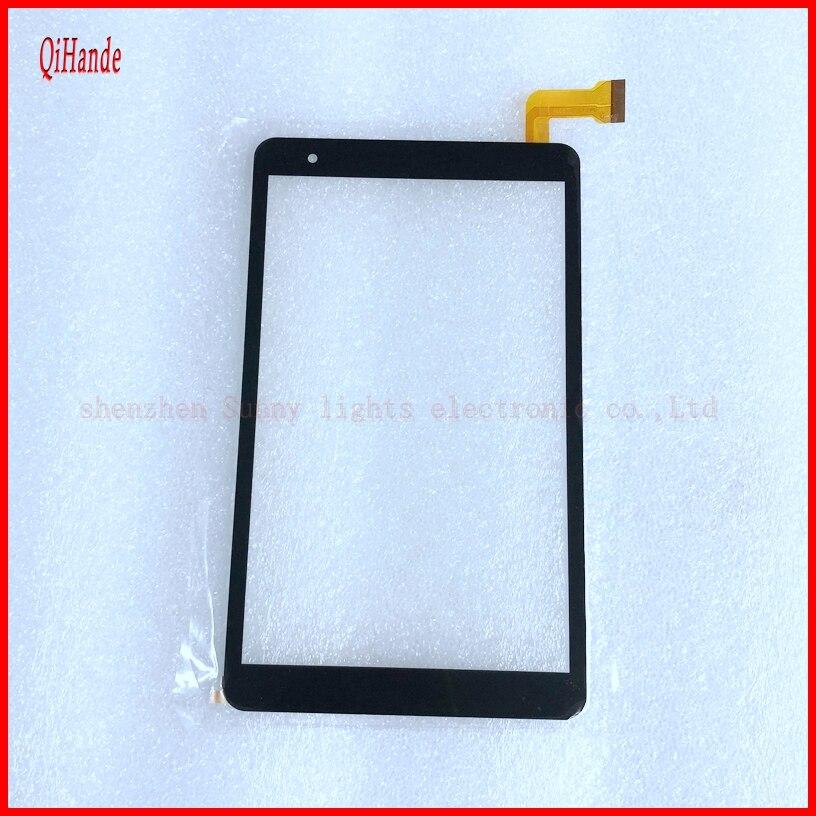 Novo código cabo tela de toque FPC FPC tablet painel de Toque Digitador Sensor XLD833 V0 XLD833-V0 XLD833 30Pin toque de vidro