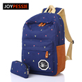Joypessie 2pcs set bag fashion girls school backpack fresh designer shoulder bag backpack canvas school bag buy 1 get 2
