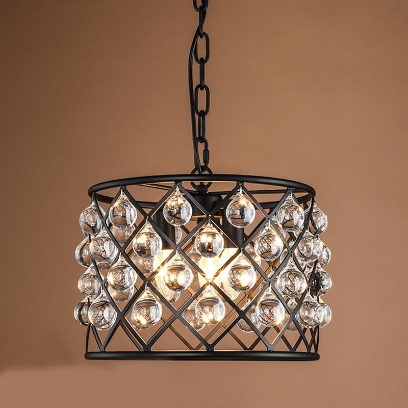 Pouzdro mimo kovový retro křišťálový řetěz ve stylu Art Deco pro chodbu Vstup do kuchyně Jídelna / ložnice Obývací pokoj