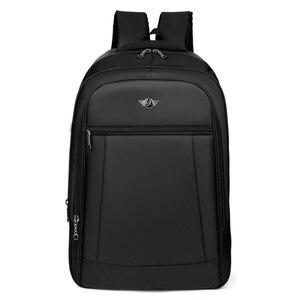 Image 2 - Fashion Men Backpack Oxford Shoulder Bag Super Large Capacity Backpacks For Male High Quality Men Laptop Casual Travel Bag