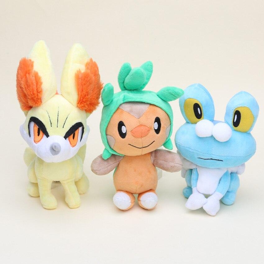 "7/"" Pokemon Go Cubone Character Stuffed Animal Plush Soft Toy Doll Birthday Gift"