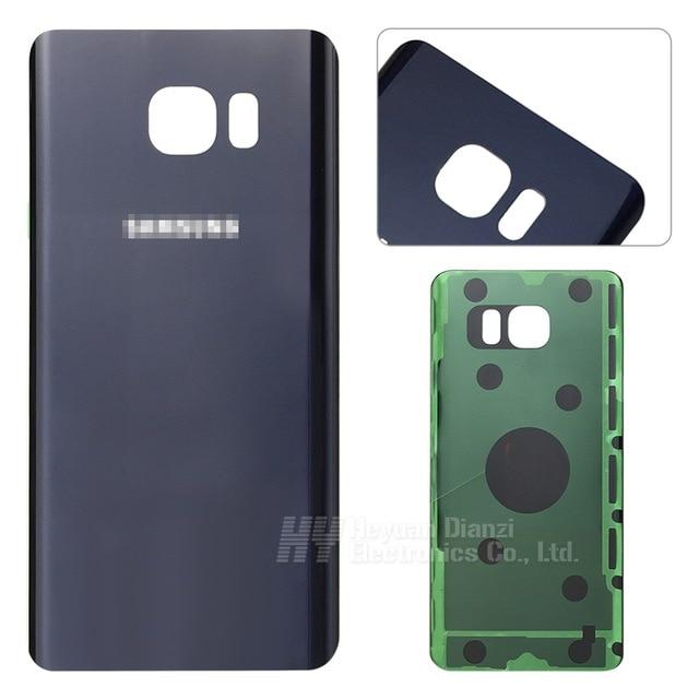 100% оригинальная Крышка Батареи Дверь задняя крышка Для Sumsung GALAXY Note 5 N920f N920a N920p freeshipping