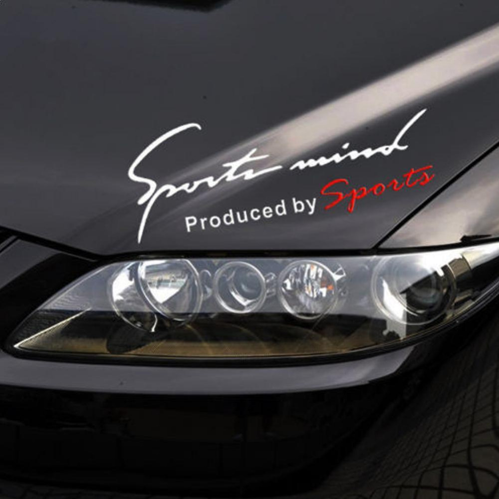Sports Mind Black Car Headlight Taillight Eyebrow Decal Sticker Vinyl 14 X 4.5 easy Installation Simply Peel Apply