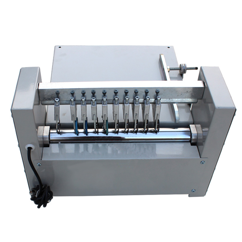 It is a photo of Persnickety Half Cut Sticker Label Cutting Machine