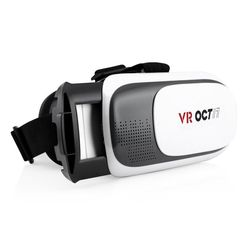 BOX 2.0 VR Glasses 3D viewing Movie game glasses Game Helmet Virtual Reality Box For iPhone Huawei Xiaomi 4.0