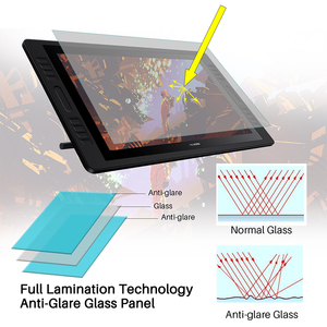 Image 3 - KAMVAS Pro 20 2019 Version 19.5 Inch Pen Display Digital Graphics Drawing Tablet Monitor IPS HD Pen Tablet Monitor 8192 Levels