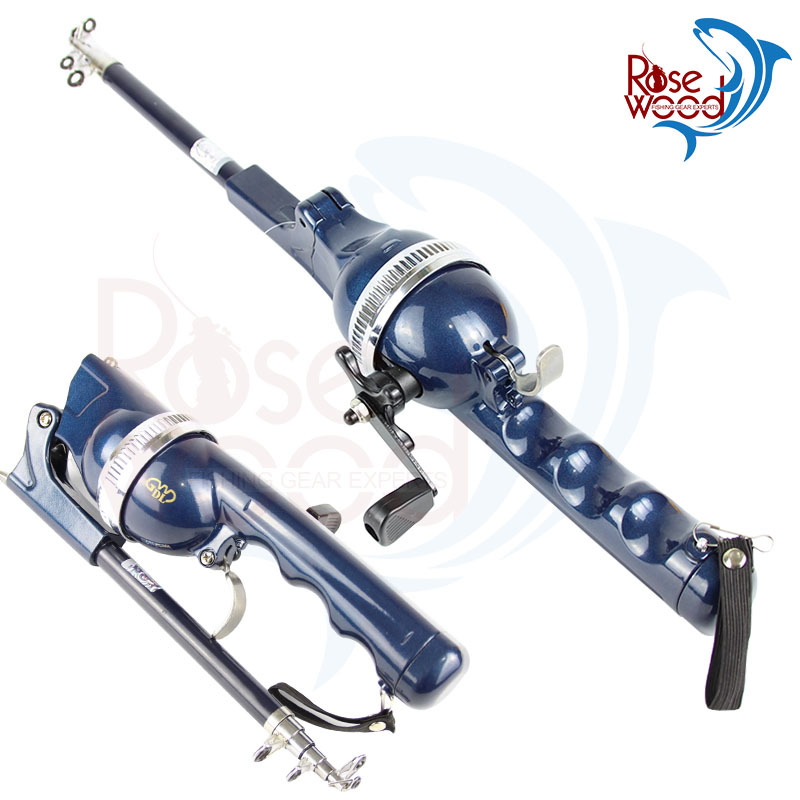 Buy folding mini rod folding rod for Best telescoping fishing rod