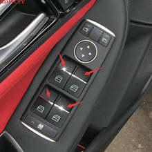 Автомобильный Стайлинг bjmycyy abs 7 шт/компл кнопки для подъема
