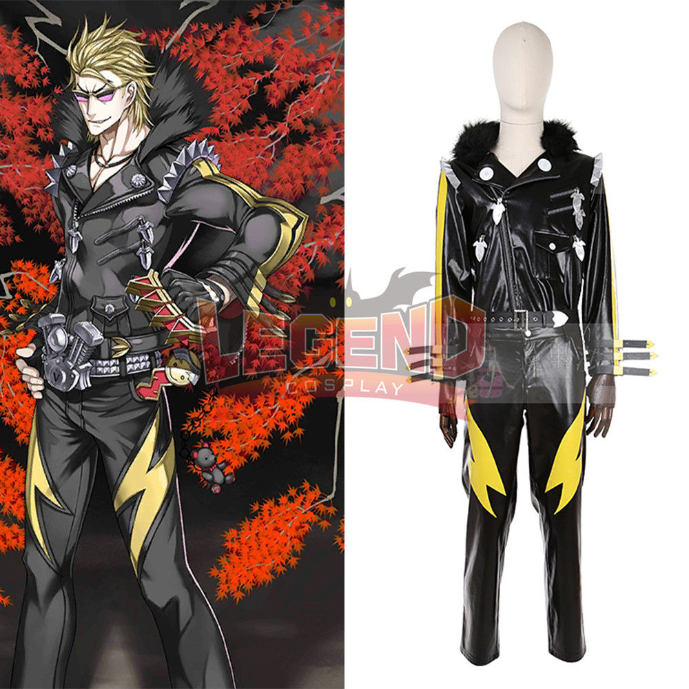 Cosplaylegend Game FGO Fate Grand Order Rider Sakata Kintoki cosplay costume full set adult costume custom made