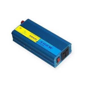 Image 4 - Universale 500 W Car Inverter Portatile 12 V a 220 V Inverter di Potenza 12 v 220 v Inverter di Potenza del Convertitore caricatore di alimentazione USB
