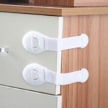 Ящик дверного шкафа шкаф туалет безопасности ребенка замки дети обеспечение безопасности Пластиковые блокировочные ремни детская защита
