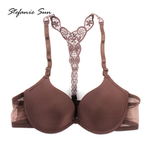 Womens Sexy Front Closure