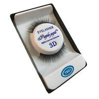 2017 Hot Beauty Women Soft 10 Pairs Long Makeup Cross Thick False Eyelashes Eye Lashes Nautral