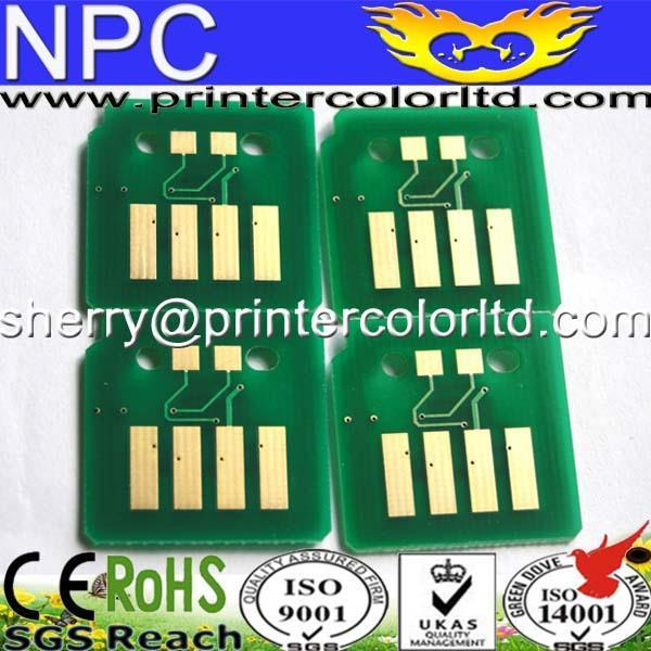 Compatible Xerox Phaser 7500 Toner Chip Reset Chip For Xerox 106R01439 106R01438 106R01437 106R01436 Toner Chip For Xerox 7500