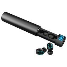 Bezprzewodowe słuchawki douszne bezprzewodowy zestaw słuchawkowy sport zestaw słuchawkowy stereo Bluetooth zaktualizowana wersja tws q32s bezprzewodowy zestaw słuchawkowy Bluetooth