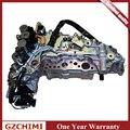 RE0F09A CVT JF010E RE0F09A/B cuerpo de la válvula de transmisión para Nissan Murano máxima Altima con solenoides 31x21 x hierro de 11 cm + aluminio