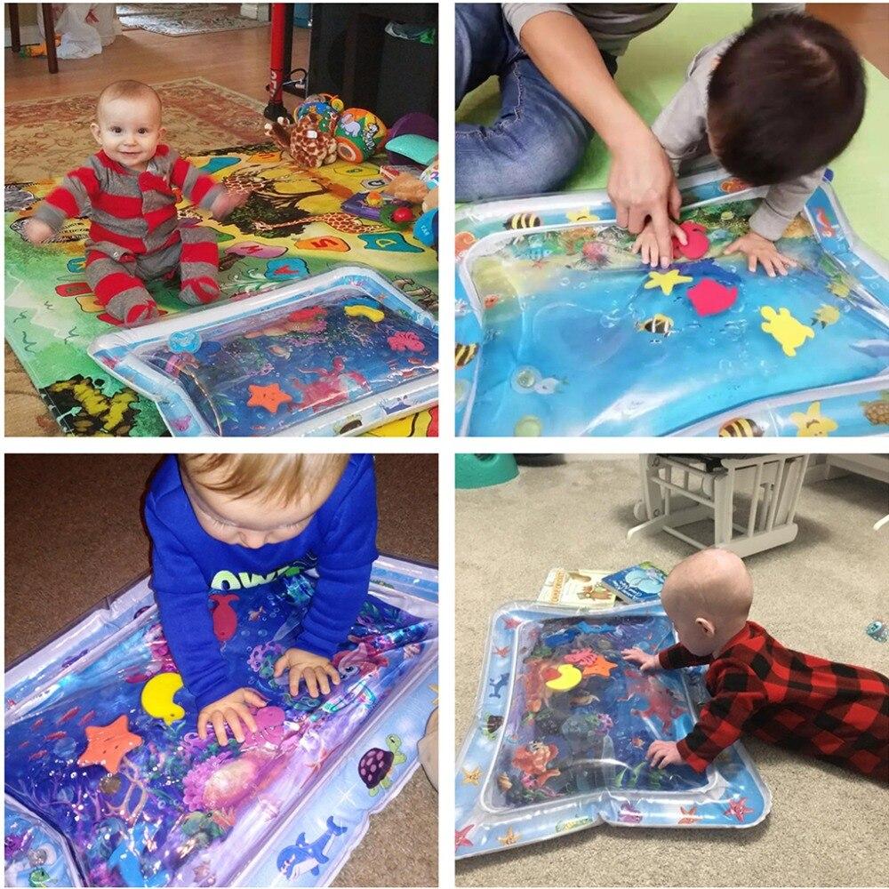 Hedendaags Goede Koop Nieuwe Baby Activiteit Speelgoed Opblaasbare Tummy Tijd NB-18