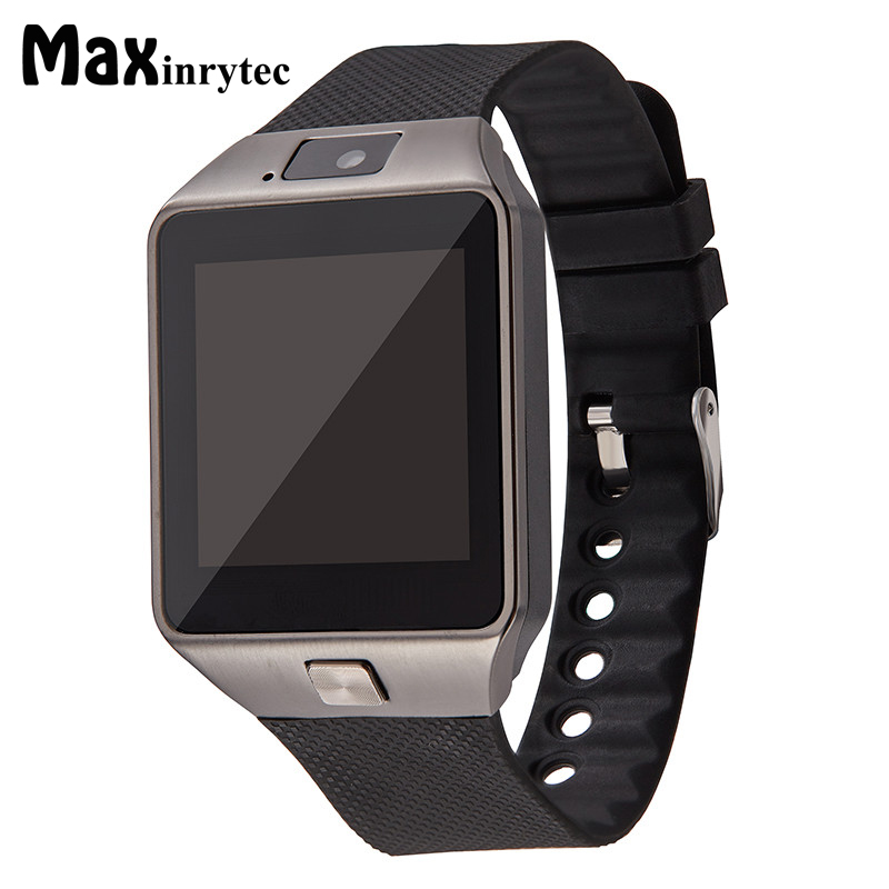 Bluetooth Smart Watch Smartwatch DZ09 Android font b Phone b font Call Relogio 2G GSM SIM