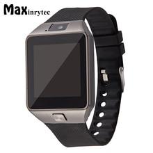 Smart Watch dz09 kamerával Bluetooth karórák SIM kártya Smartwatch Ios Android telefonokhoz xiaomi huawei PK GT08 A1