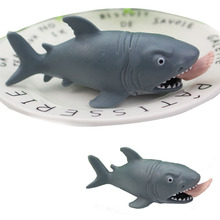 Squeeze Toys Stress Relief Joke Gift Stress Reliever Scented Fun Toy Shark  Collectibles Slow Rising Kids Funny Mini Soft Hand