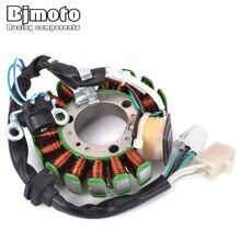 BJMOTO Motorbike Magneto Stator Coil Generator For Yamaha DT150 YP125 YP125E YP125R YP180 YP150 MAJESTY 180 150