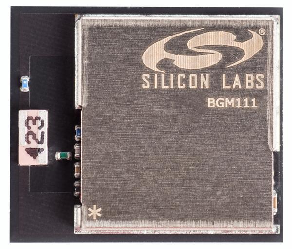 BGM111A256V1R Bluetooth module Silicon Labs gecko BGM111A256V1R