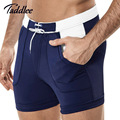 Taddlee Brand Sexy Men's Swimwear Beach Board Shorts Boxer Trunks Swimsuits Bathing Suits Nylon Quick Dry Short Bottoms Shorts