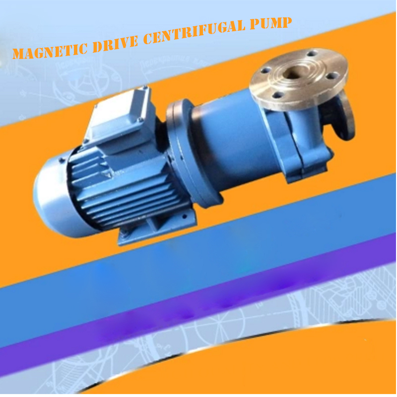 110l/min Electroplating syrup waste water pump