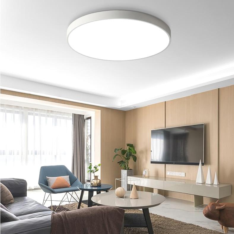 HTB12gj1dm8YBeNkSnb4q6yevFXau Modern LED Ceiling Light Living Room Bedroom Light Corridor Balcony LED Ceiling lamp Kitchen Ceiling Lights Surface mount
