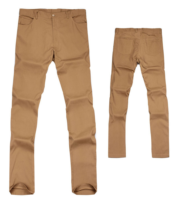 Popular Khaki Pants Men-Buy Cheap Khaki Pants Men lots from China ...