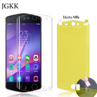 JGKK For Meitu M8 M8S M6 3D Full Coverage Screen Protector For Meitu T8 T8S V6 T9 Clear Soft TPU Front Film (Not tempered glass)
